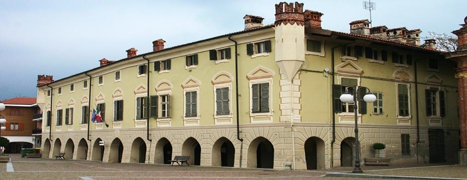 Villafalletto palazzo Maggiori sede comune13